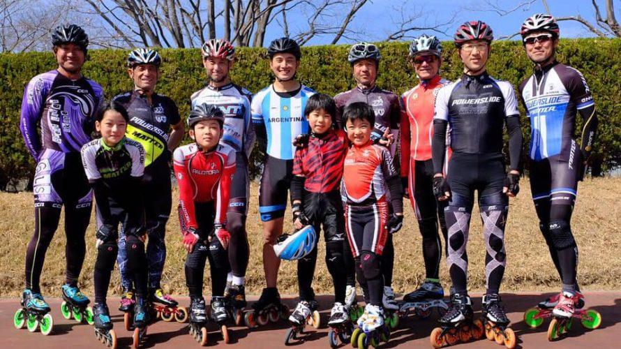 ローラースピードスケート日本代表「小山滉平」選手が体験会と教室をやる理由